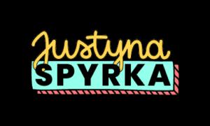 justyna spyrka projektowanie graficzne logo